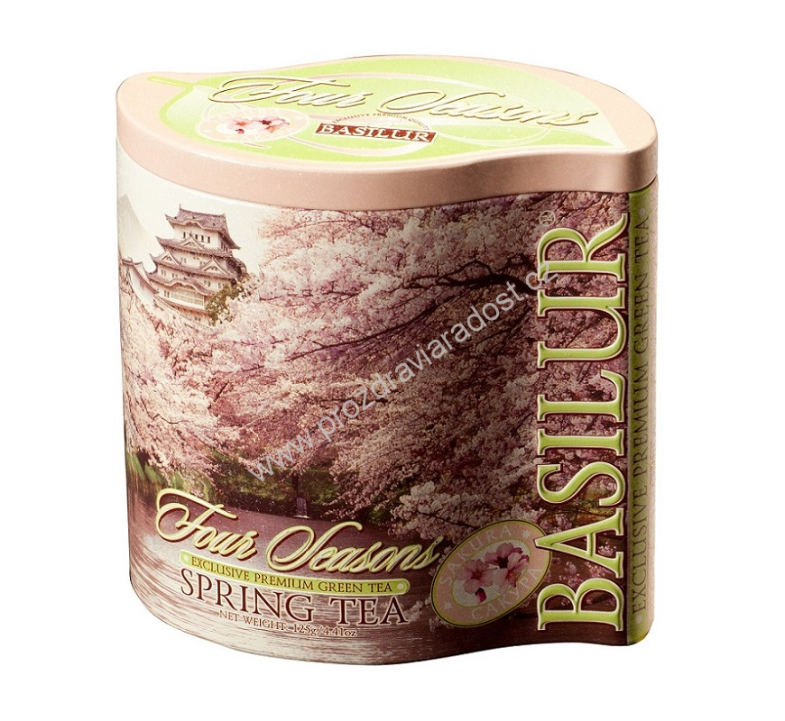 Basilur Four Season Spring Tin 100 g