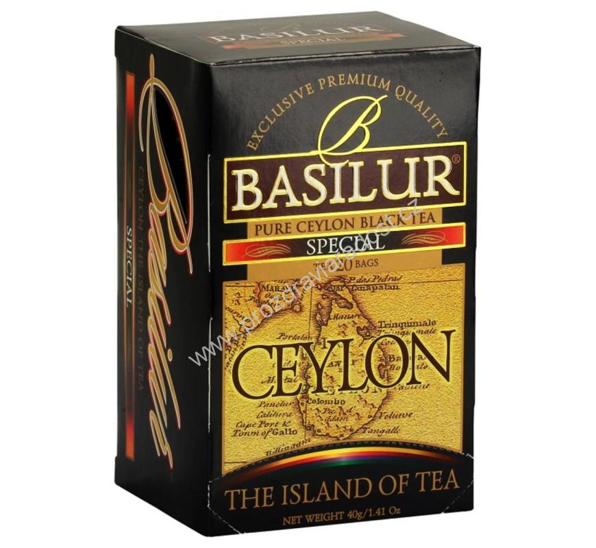 Basilur Island of Tea Special 20 x 2 g