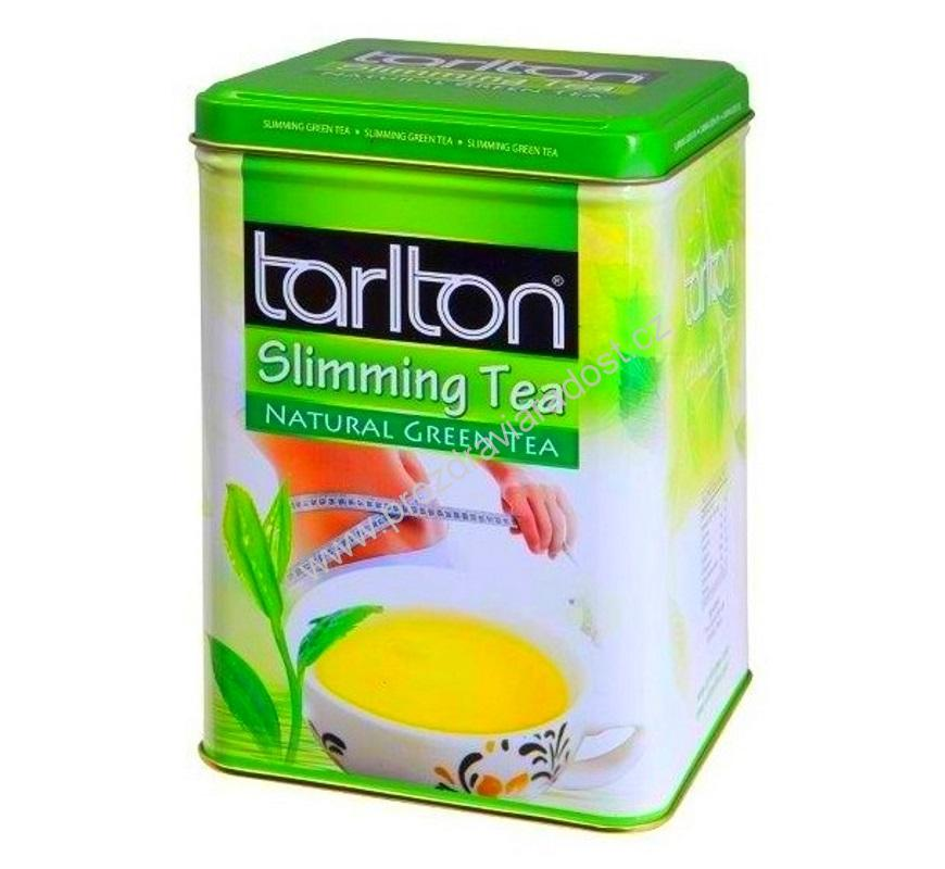Tarlton Green Tea Slimming Tin 250 g