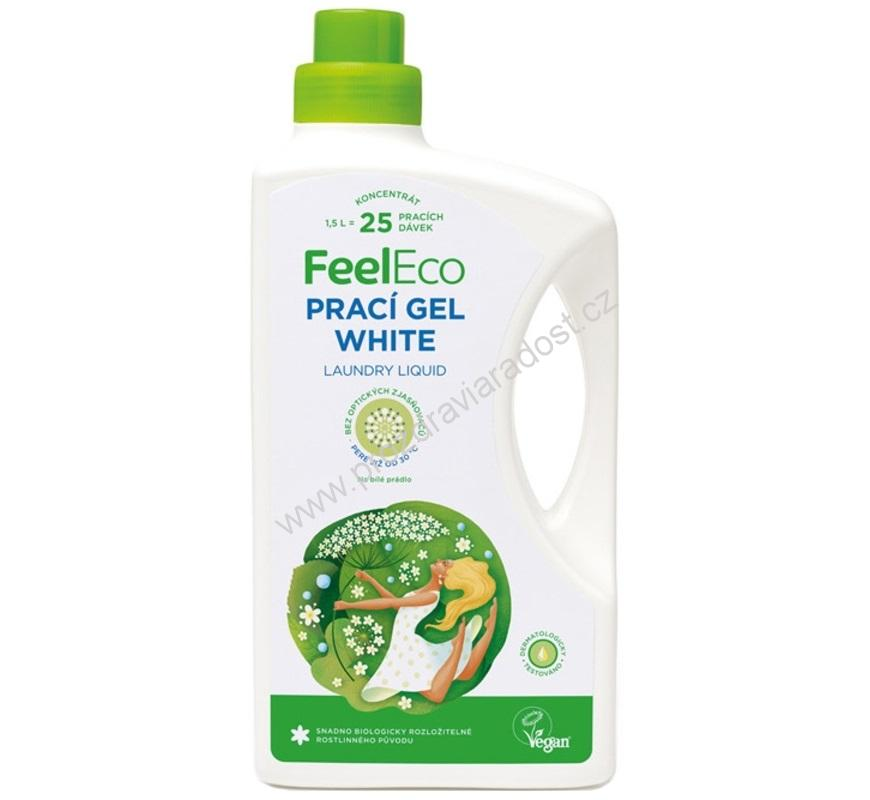 Feel Eco prací gel white 1,5 l