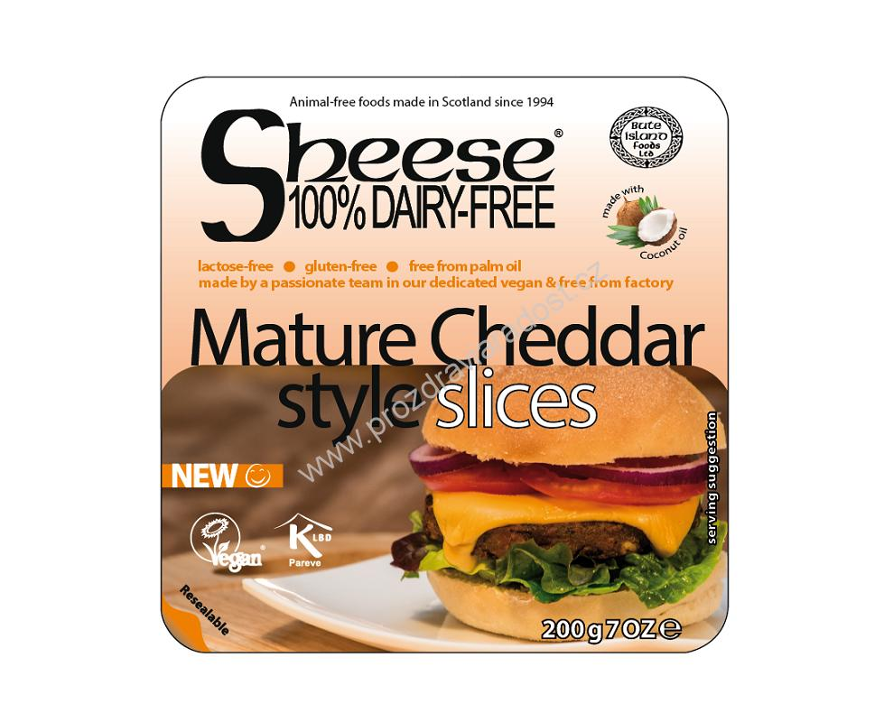 Sheese Mature Cheddar