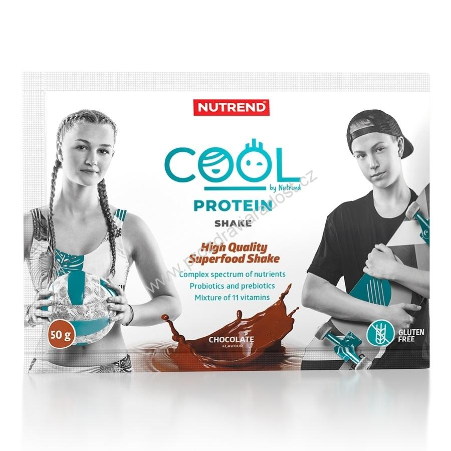 COOL PROTEIN SHAKE 50 g NUTREND