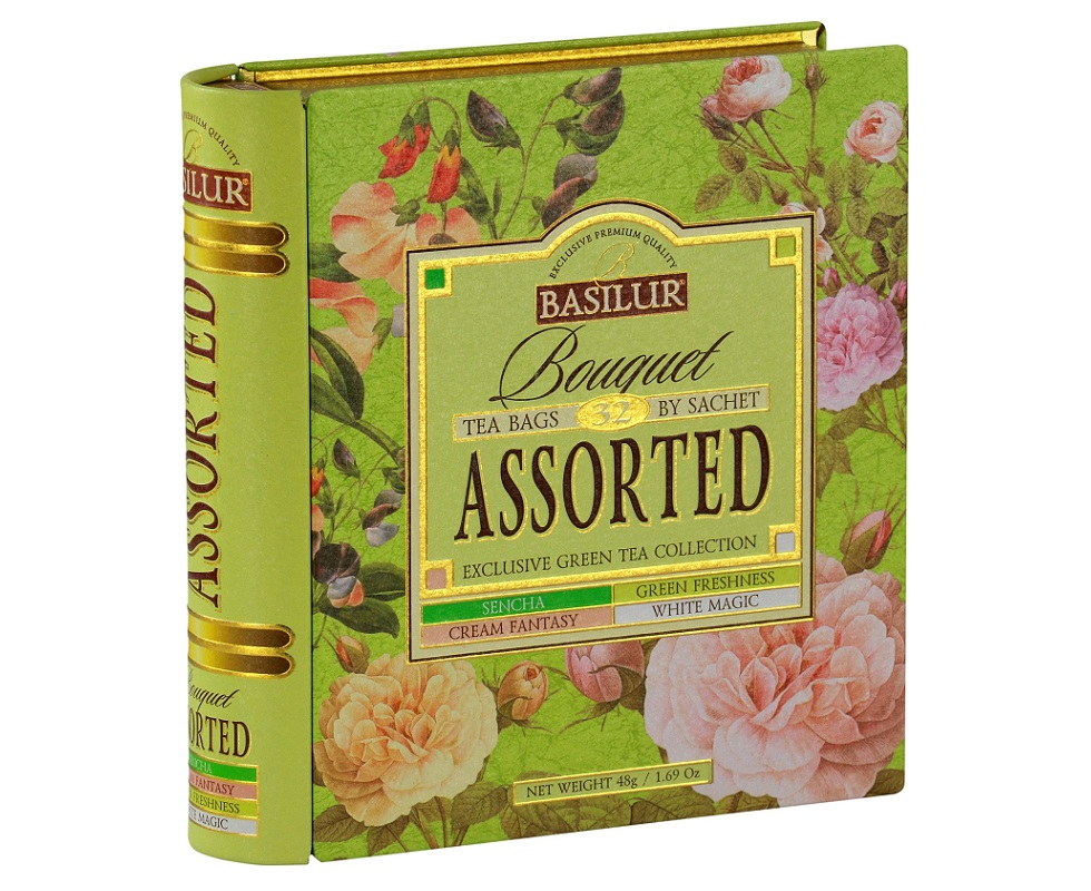 Basilur Book Assorted Bouquet