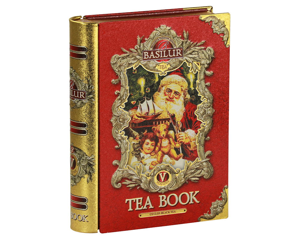 Basilur Tea Book V. Red 100 g