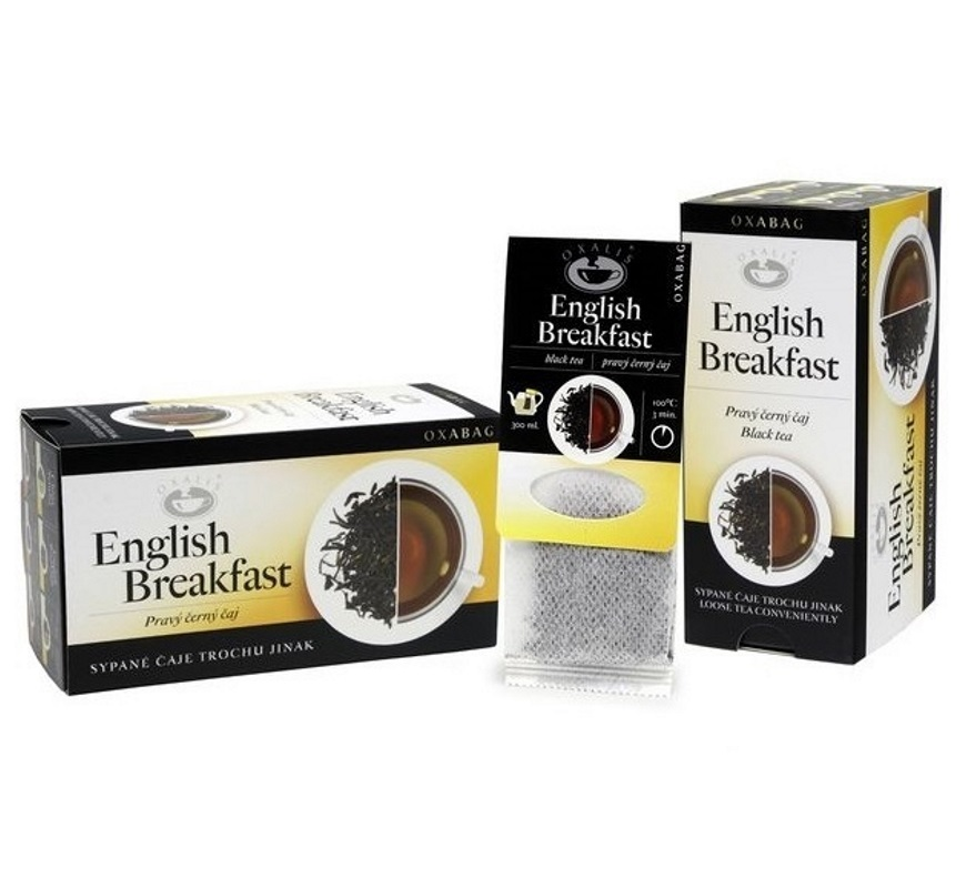 English Breakfast Tea OXABAG