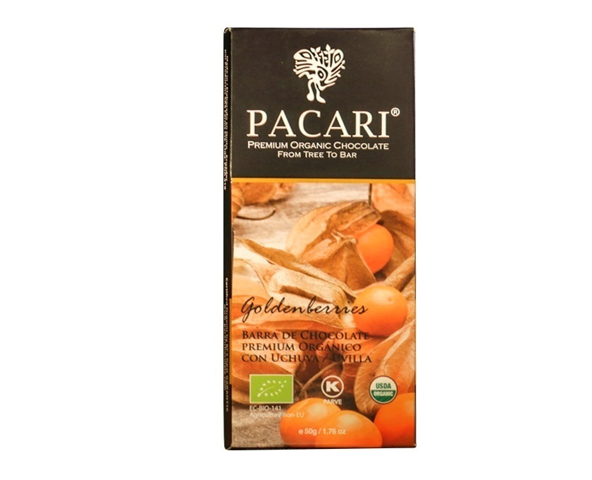 Pacari Goldenberries