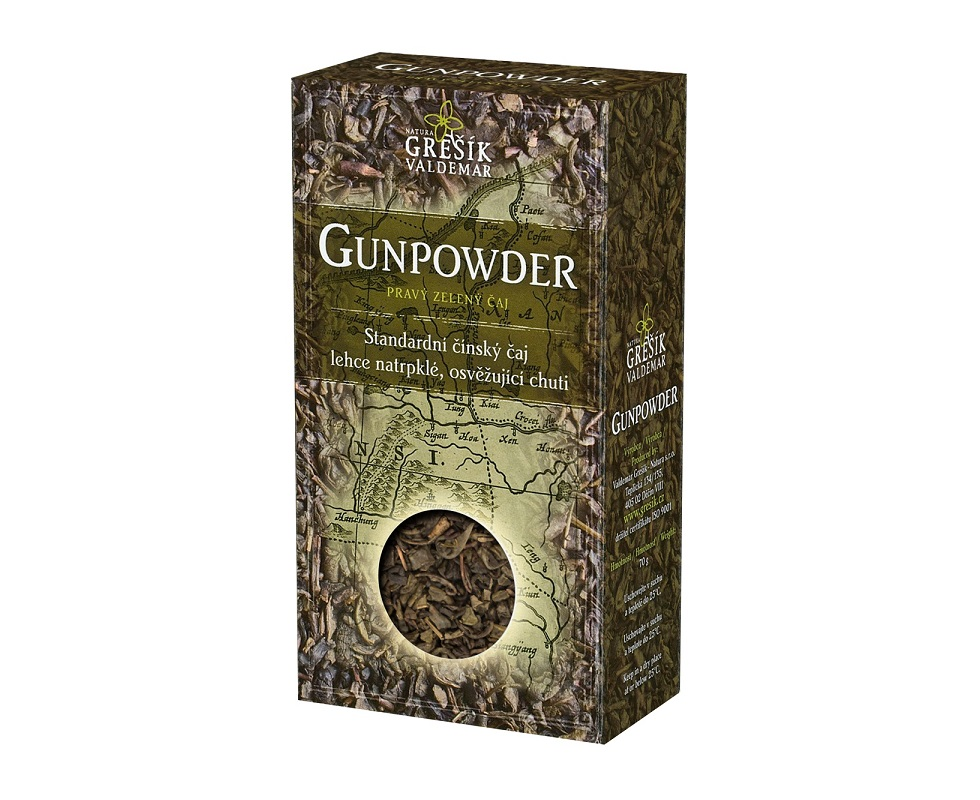 Gunpowder 70 g GREŠÍK