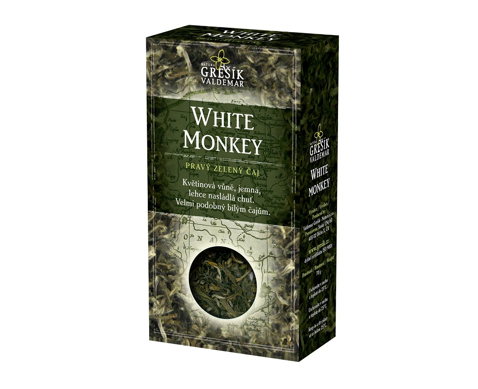 White Monkey 70 g GREŠÍK