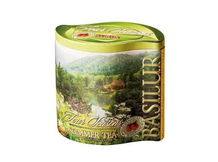 BASILUR Four Season Summer Tea 125 g
