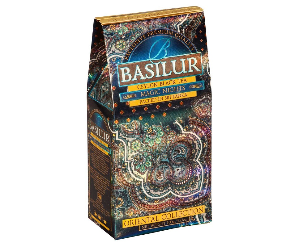 BASILUR Orient Magic Night 100 g