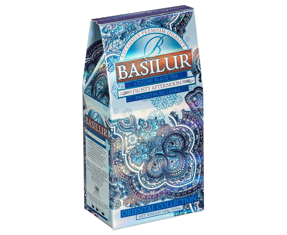 BASILUR Orient Frosty Afternoon 100 g