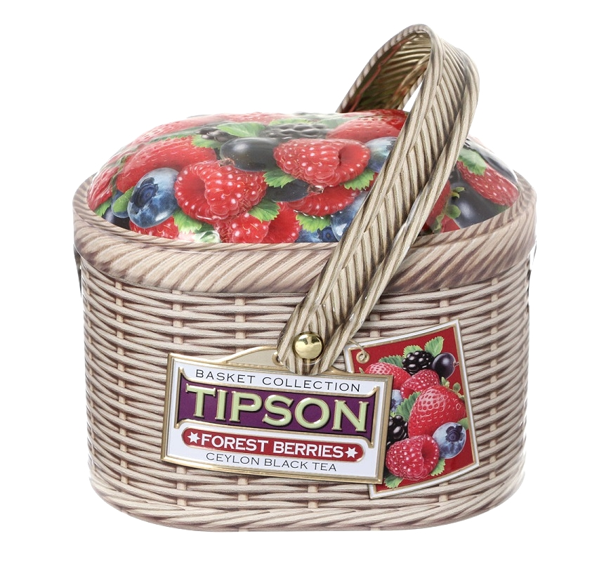 Tipson Basket Forest Berries