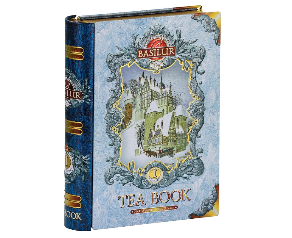 Basilur Tea Book I. Blue 100 g
