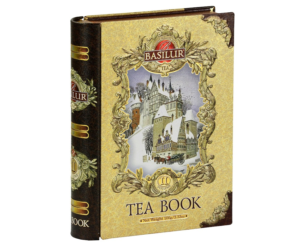 Basilur Tea Book II. Gold 100 g
