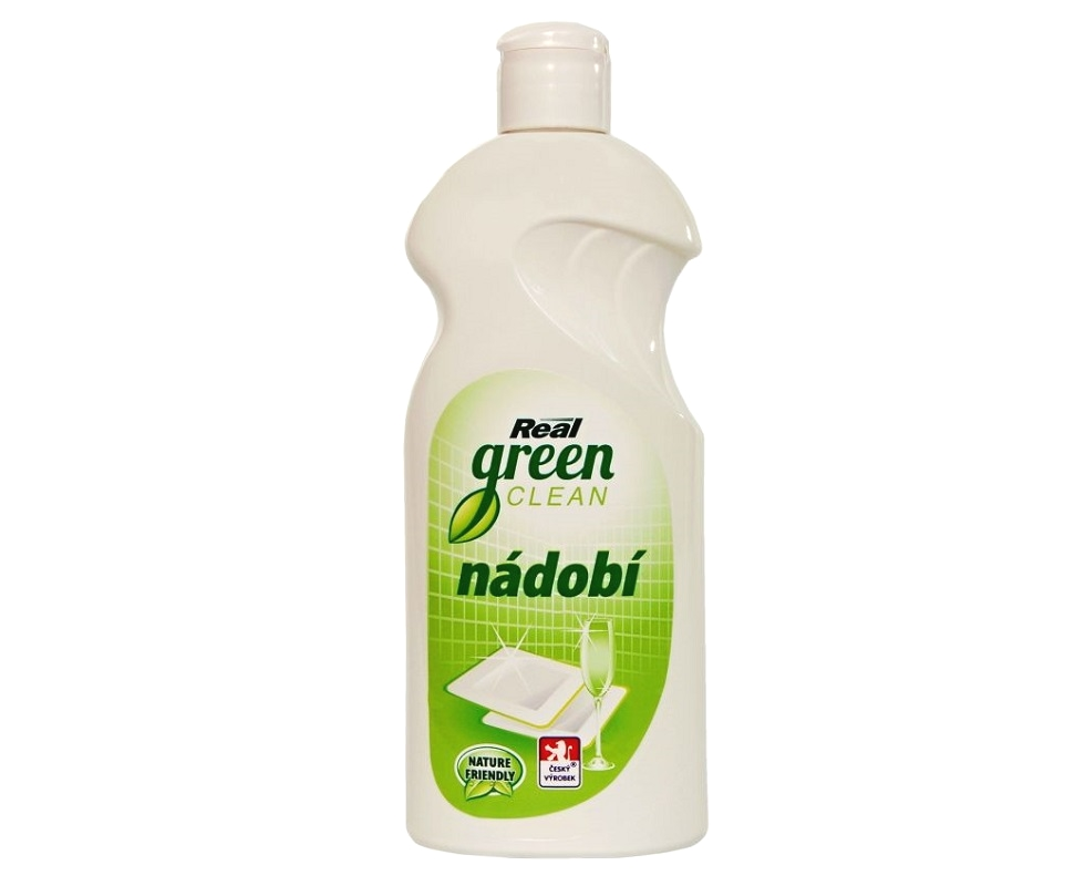 Real green clean nádobí 500 g