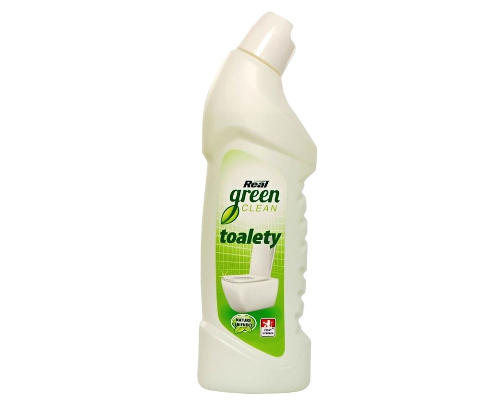 Real green clean toalety 750 g