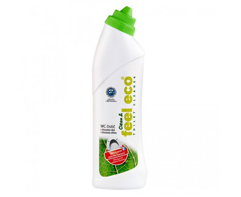 Feel Eco WC čistič citron 750ml