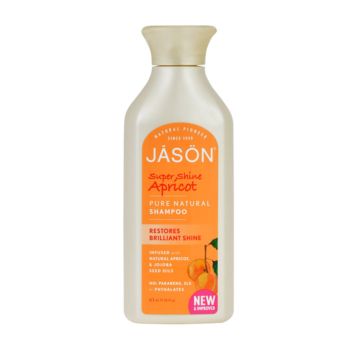 Šampon meruňka 473 ml JASON