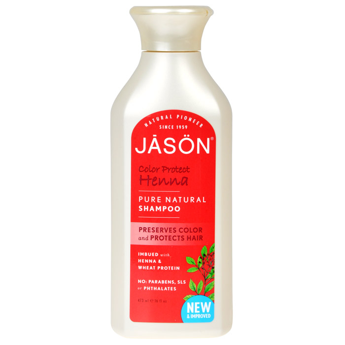 Šampon henna 473 ml JASON