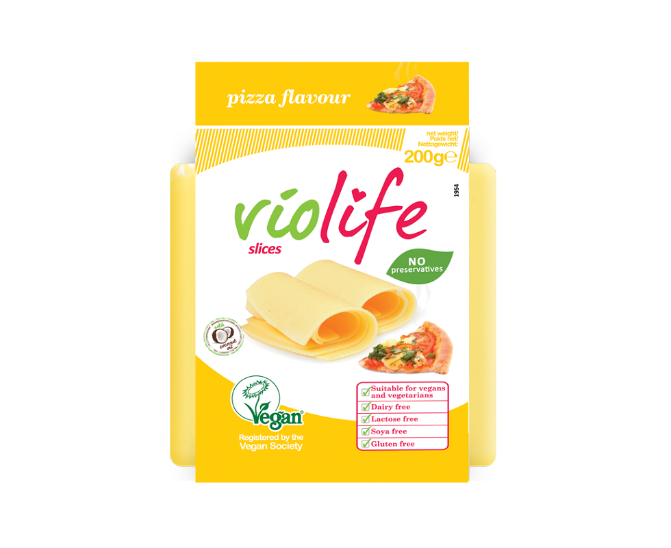Violife pizza plátky 200 g