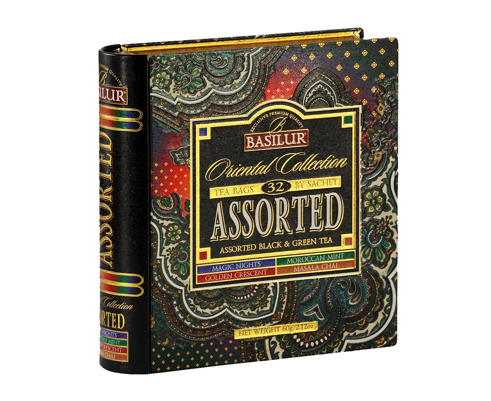 Basilur Book Assorted Orient