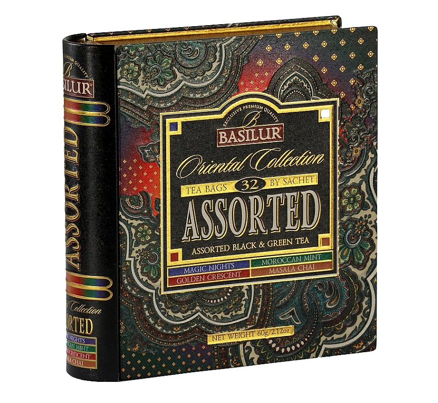 Basilur Book Assorted Oriental