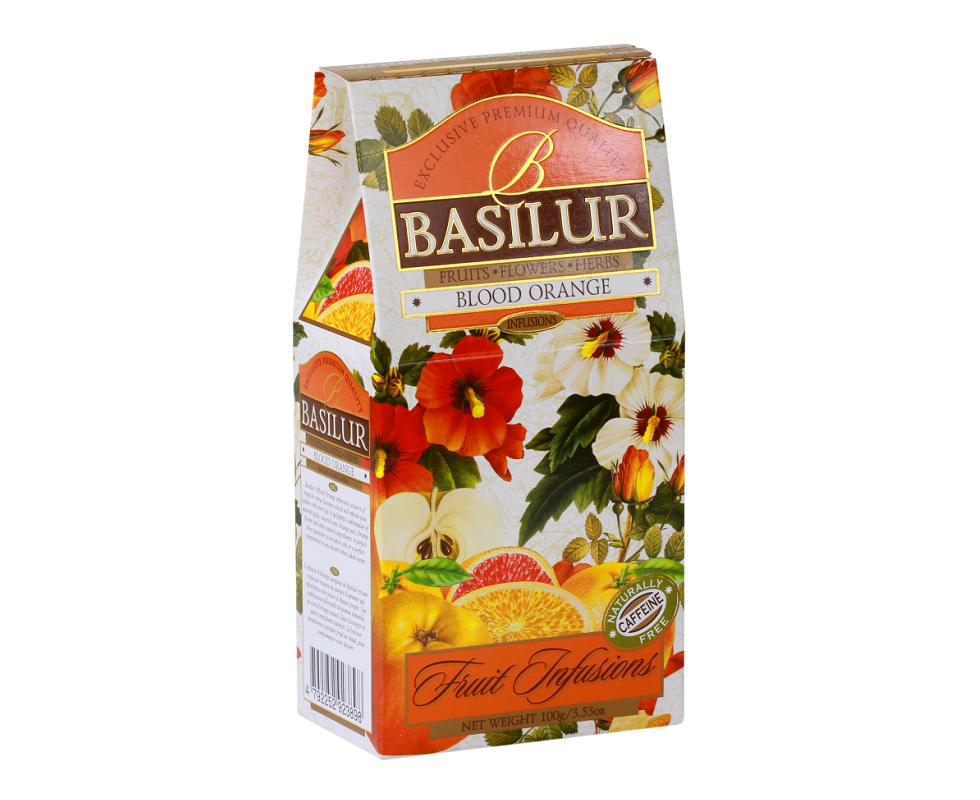 Basilur Blood Orange