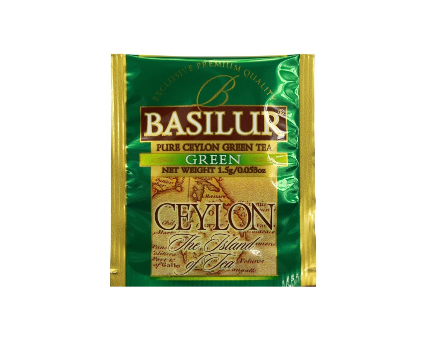 BASILUR Island of Tea Green 1,5 g