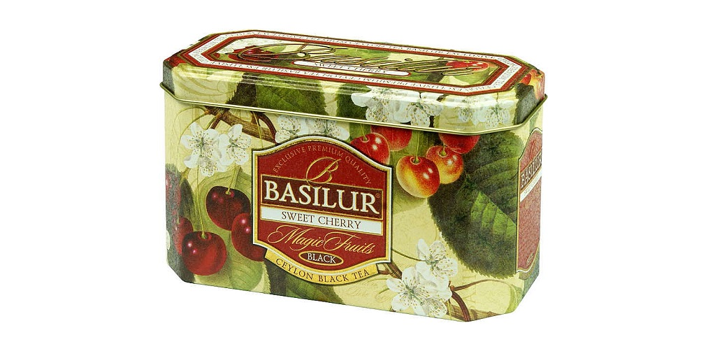BASILUR Magic Sweet Cherry 20x2 g