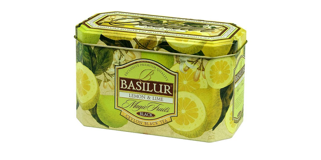 BASILUR Magic Lemon & Lime 20x2 g