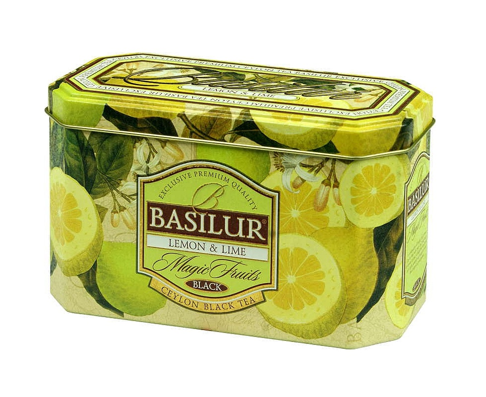 Basilur Magic Lemon & Lime