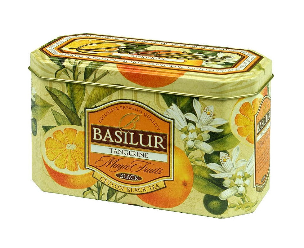 Basilur Magic Fruits Tangerine