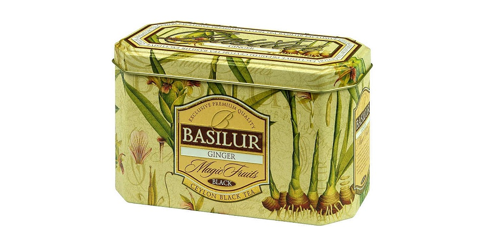 BASILUR Magic Ginger 20x2 g