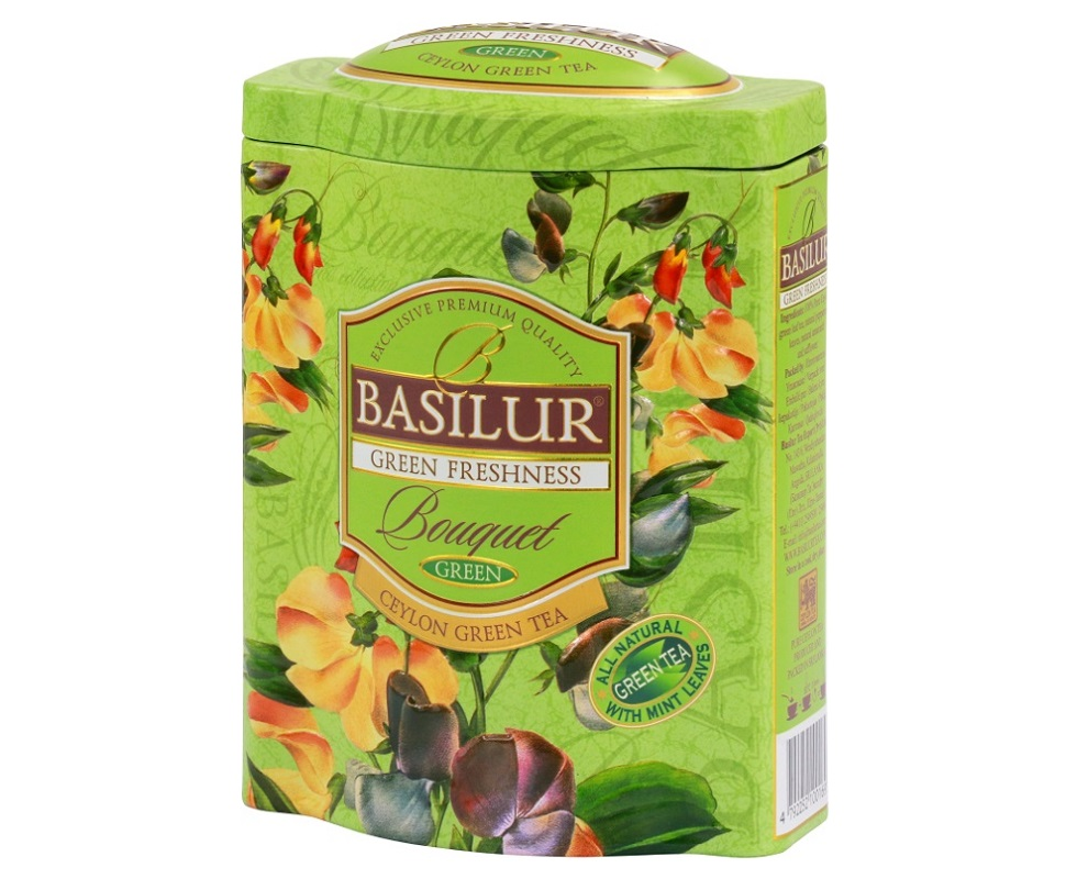 Basilur Bouquet Green Freshness