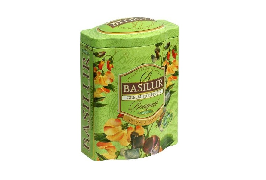 BASILUR Bouquet Green Freshness 100 g