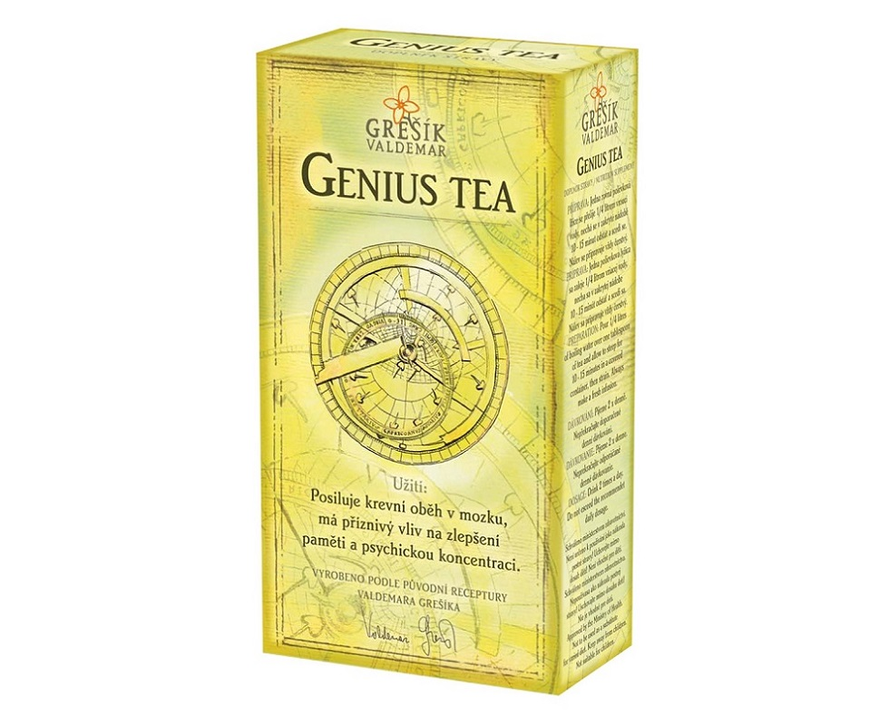 Genius Tea 50 g GREŠÍK
