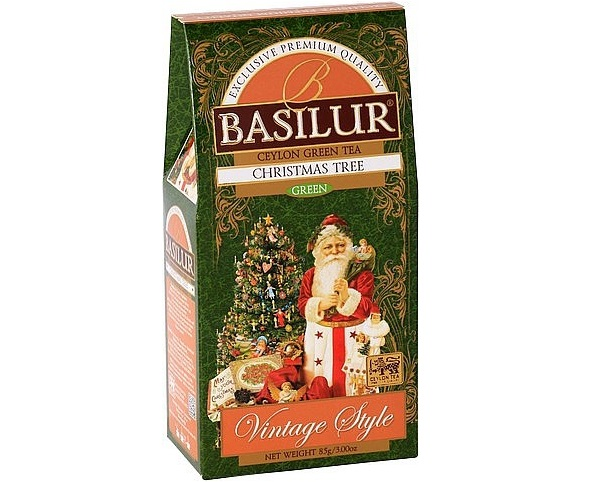 Basilur Vintage Christmas Tree