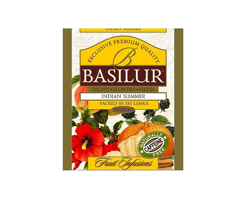 Basilur Indian Summer