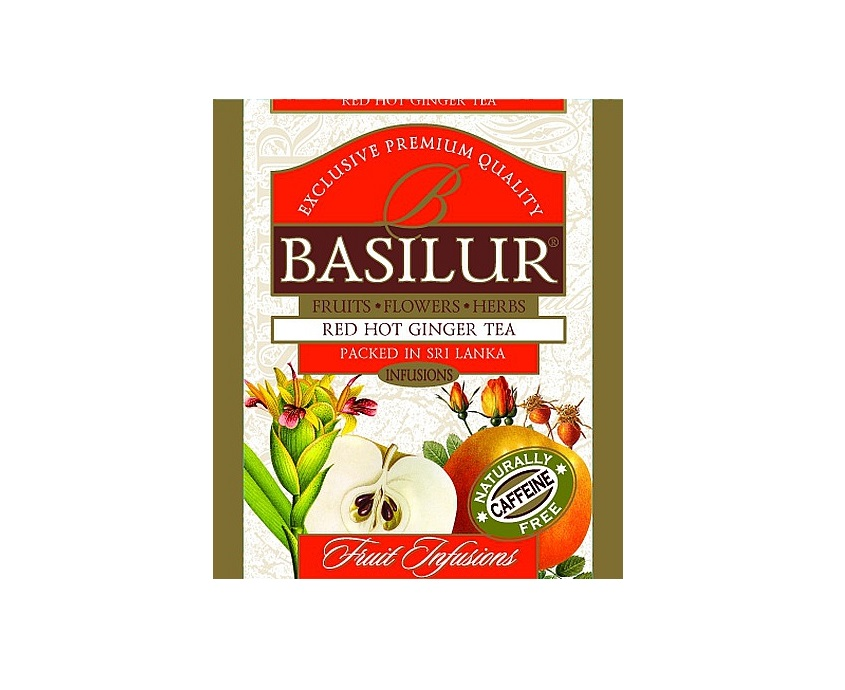 Basilur Red Hot Ginger