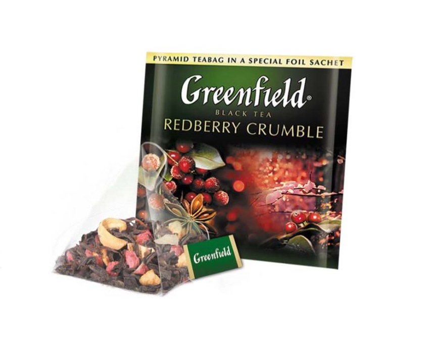 Greenfield Redberry Crumble