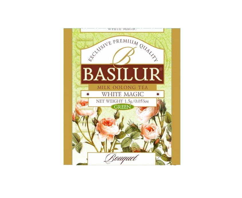 Basilur White Magic