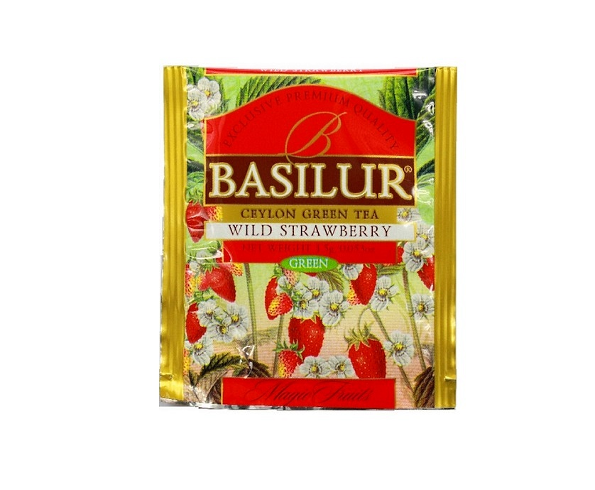 Basilur Wild Strawberry