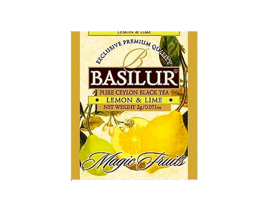 Basilur Lemon & Lime