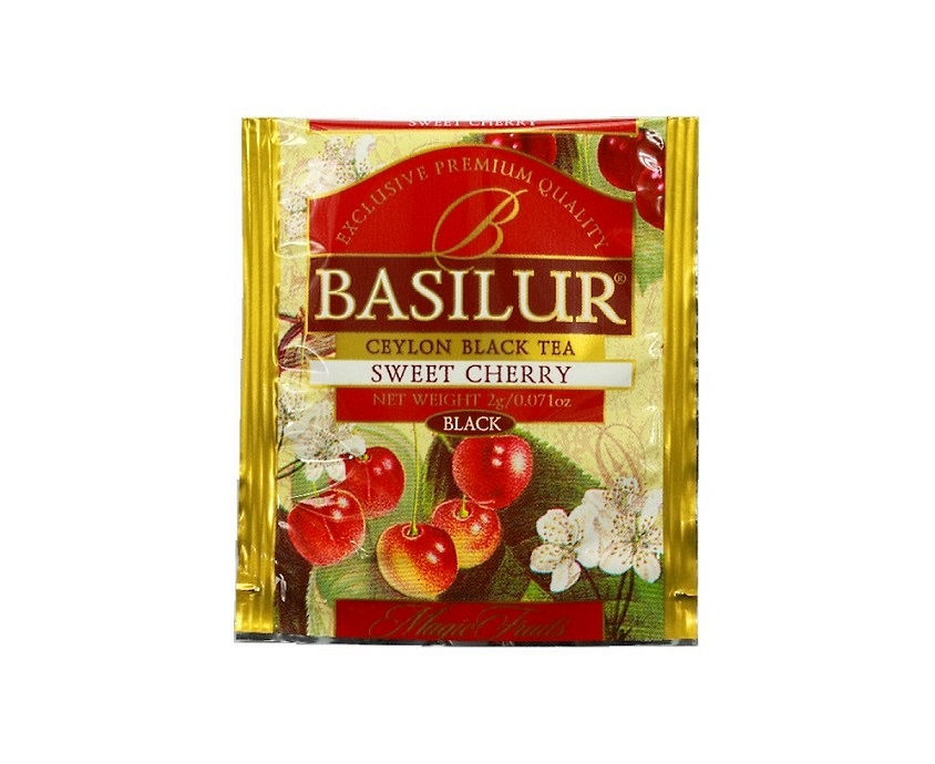 Basilur Sweet Cherry
