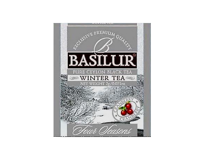 Basilur Season Winter