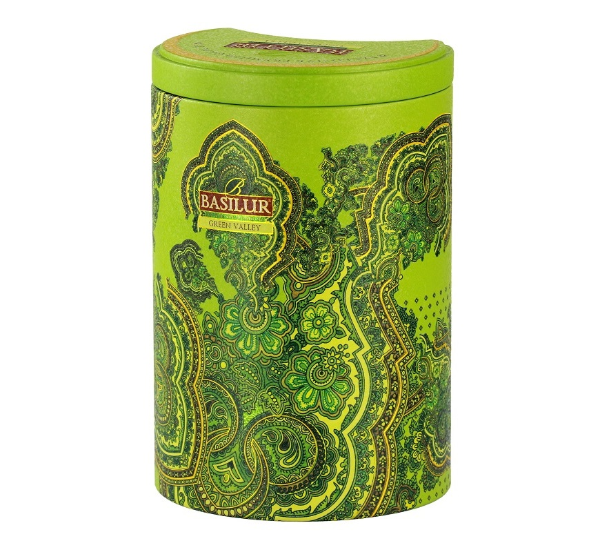 Basilur Oriental Green Valley 100 g