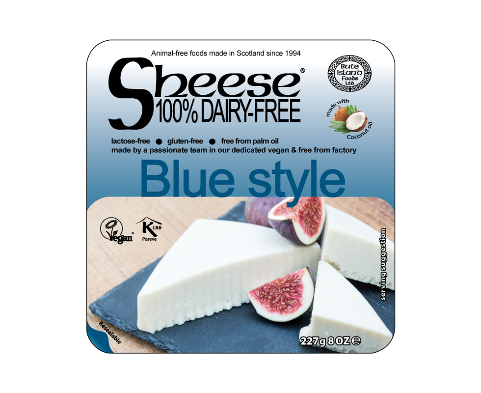 Sheese Blue style