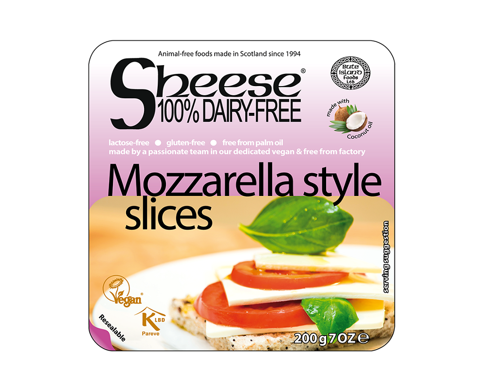 Sheese Mozzarella Slices