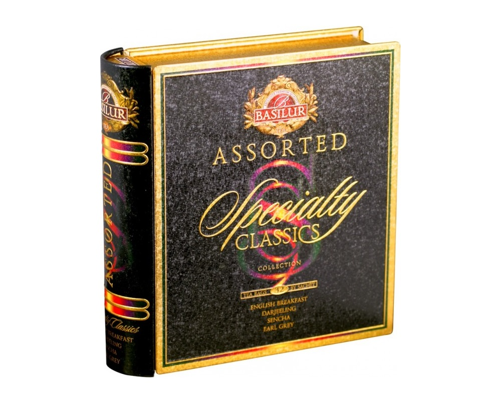 Basilur Book Assorted Specialty