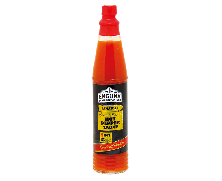 Ostrá chilli omáčka Encona 85 ml